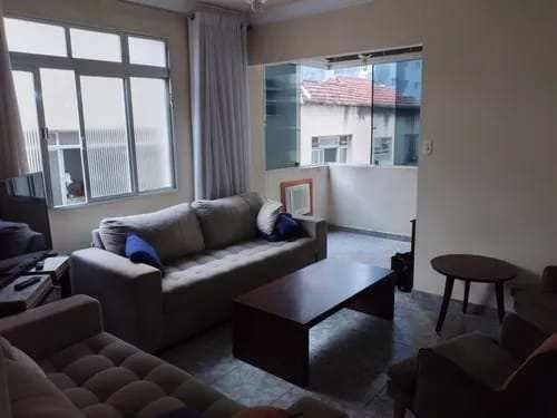 Apartamento à venda com 2 dormitórios em Gonzaga, Santos cod:1112 - Foto 3