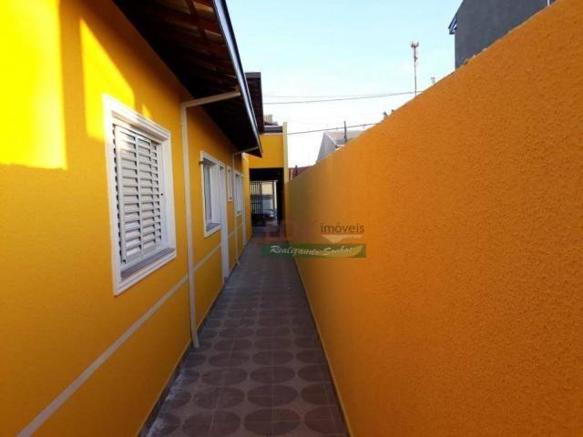 Casa com 2 dormitórios à venda, 60 m² por R$ 230.000 - Parque Nova Esperança - São José do - Foto 2
