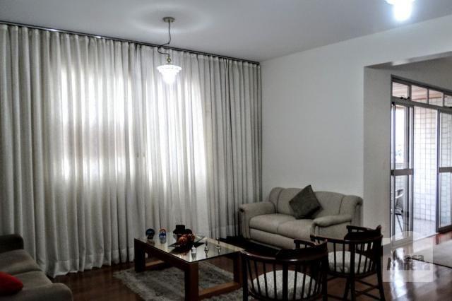 Apartamento à venda com 4 dormitórios em Alto barroca, Belo horizonte cod:271541