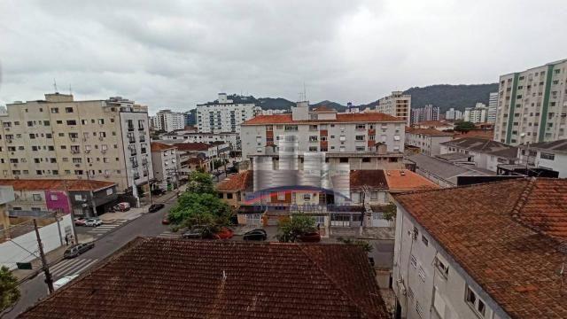 Apartamento com 2 dormitórios à venda, 74 m² por R$ 350.000,00 - Campo Grande - Santos/SP - Foto 5