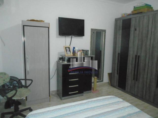 Sobrado com 3 dormitórios à venda por R$ 530.000,00 - Campo Grande - Santos/SP - Foto 12