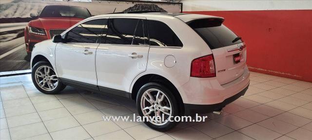 EDGE 2014/2014 3.5 LIMITED VISTAROOF AWD V6 24V GASOLINA 4P AUTOMÁTICO - Foto 3