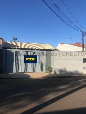 Casa à venda, 2 quartos, 2 vagas, Parque Residencial União - Campo Grande/MS
