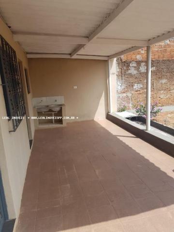 Casa para Locação em Presidente Prudente, GUANABARA, 1 dormitório, 1 banheiro, 1 vaga - Foto 11