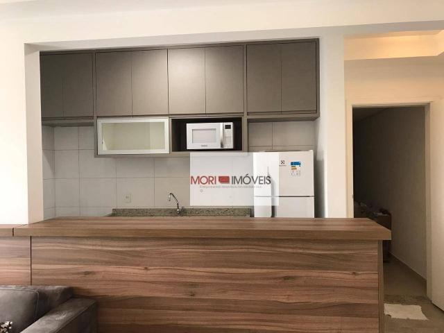 Apartamento para alugar, 62 m² por R$ 3.100,00/mês - Barra Funda - São Paulo/SP