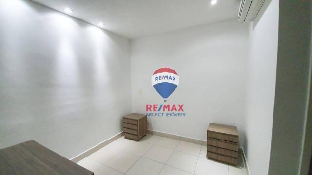 Apartamento com 3 dormitórios para alugar, 72 m² por R$ 1.595,94/ano - Neópolis - Natal/RN - Foto 10