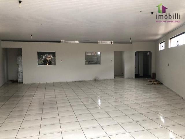 Sala Comercial térrea de esquina em Mangueirinha PR - Foto 4