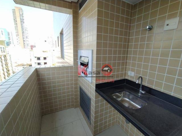 Apartamento 2 dormitórios, 1 suíte, sacada gourmet - San Bernardino Santos - Foto 4