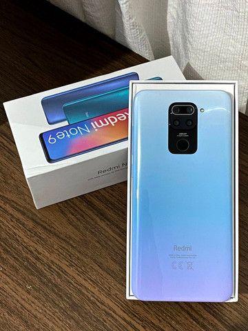Xiaomi Redmi Note 9 128Gb Branco Pérola (Lacrado)  - WHATS ( 8 4 ) 9 8 8 3 8 - 8 8 8 8 - Foto 2