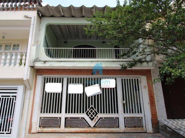 Sobrado com 3 dormitórios à venda, 250 m² por R$ 450.000,00 - Cidade das Flores - Osasco/S - Foto 2
