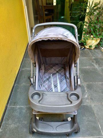 Carrinho de bebê Burigotto AT2 - Foto 2