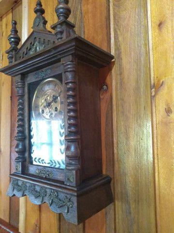 Raríssimo !!! Relógio antigo funcionando !!! - Foto 3