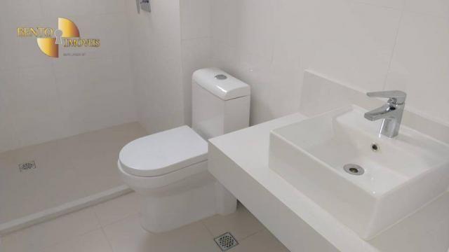 ED ROYAL PRESIDENT - Apartamento com 4 dormitórios à venda, 237 m² por R$ - Bosque - Cuiab - Foto 11