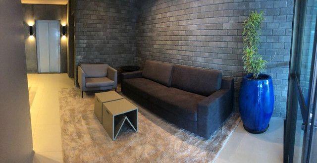 O Amplo 3/4 Varanda Novo/Pronto +DPE Com 109 m² Moderno-Melhor Localização da Jatiuca - Foto 11