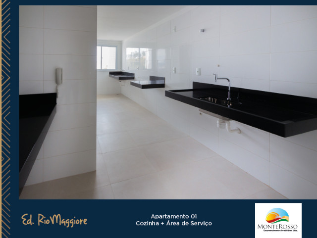 Apartamento para Alugar Edifício Rio Maggiore-Fazenda Vitalli,Colatina/ES - Foto 9