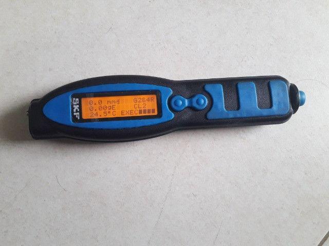 Caneta Vibração Pen Cmas 100-sl Skf - Foto 2