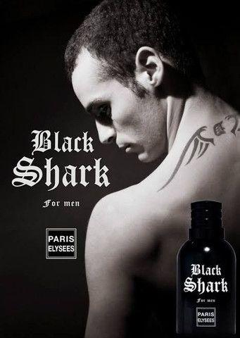 Perfume Black Shark 100ml - Paris Elysees - Foto 2
