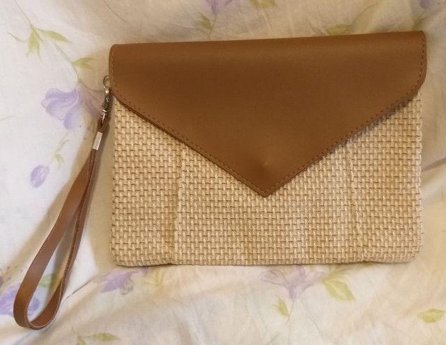 Bolsa de mão NOVA cluth - Foto 2