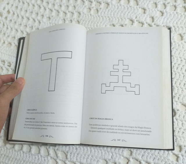 Livro São Cipriano Capa Preta $20 - Foto 2