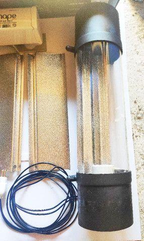 Refletor Protube 125M / 52 CM (acompanha lâmpada e reator) - Foto 4