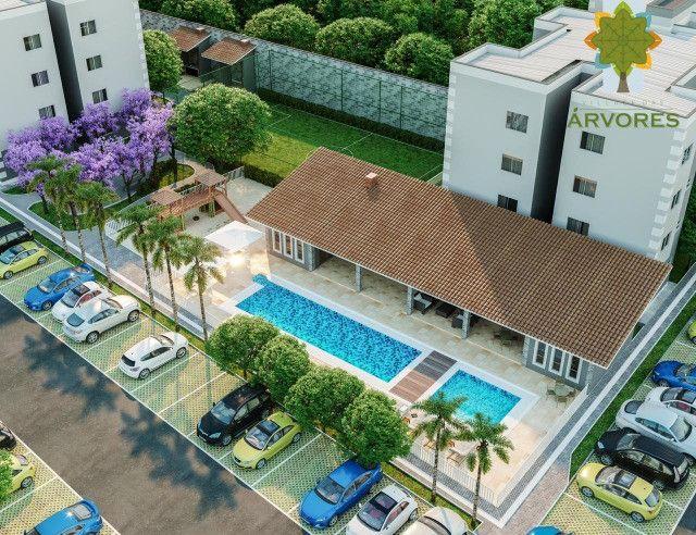 Village das árvores, 2 dormitórios// apartamentos no turu_ empreendimento canopus - Foto 4