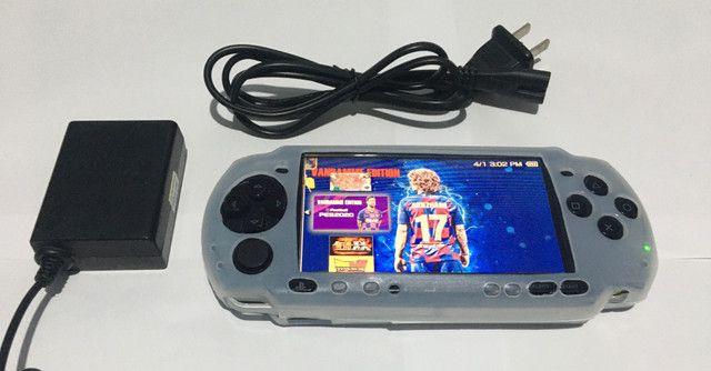 PSP Slim 3001 Destravado/ 16GB - Foto 3