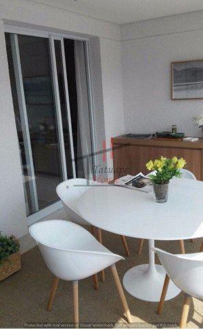 Apto Tatuapé 91 m2 (3 dorm 2 suites 2 Vagas Garagem Ampla Varanda Ótima Localização - Foto 2