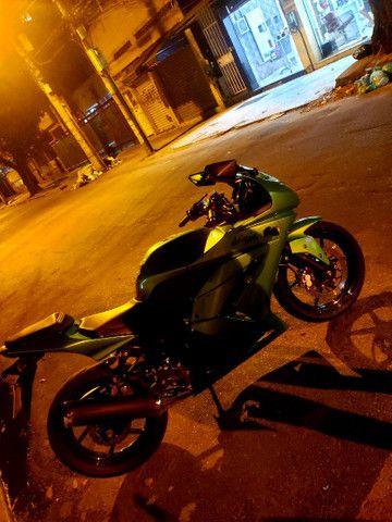 Kawasaki Ninja 250r Segundo Dono - Foto 5
