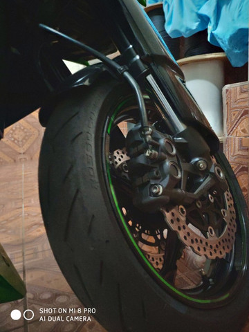 Kawasaki Z1000 ABS - Impecável - Foto 13