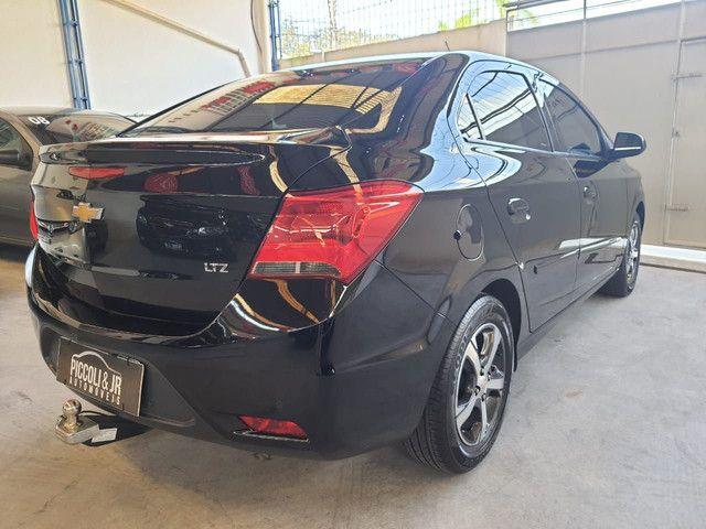 GM Chevrolet Prisma LTZ automático 18/19 24.000 km, carro top. - Foto 12