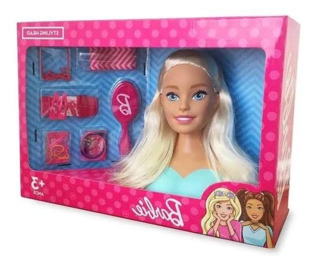 Boneca Bárbie Busto +  Kit Acessórios  Pupee Mattel - Whatssap * - Foto 4