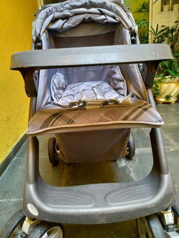 Carrinho de bebê Burigotto AT2 - Foto 4