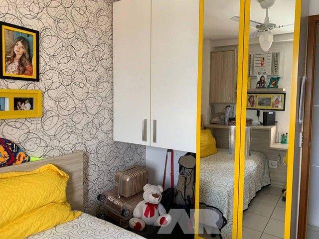 Apartamento para venda com 97 metros quadrados com 3 quartos em Ponta Verde - Maceió - AL - Foto 5