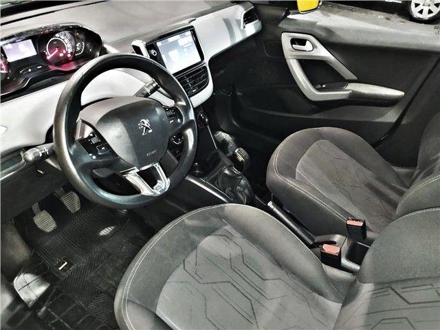 Peugeot 208 2017 1.2 active 12v flex 4p manual - Foto 6