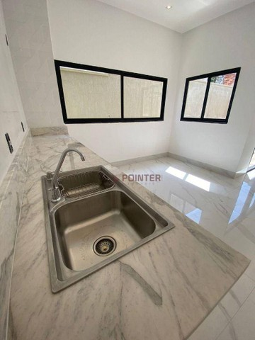 Casa com 3 dormitórios à venda, 220 m² por R$ 1.480.000,00 - Portal do Sol - Goiânia/GO - Foto 5