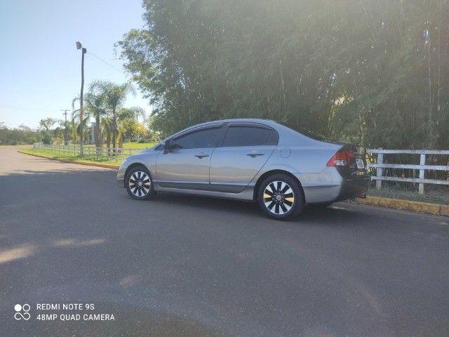 Honda Civic 1.8Lxs aut. 4p - Foto 3