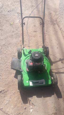 Cortador grama gasolina trapp revisado só no ponto de trabalhar.  - Foto 5
