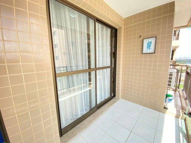 AB145 - Apartamento com 02 quartos/ vista mar/ nascente - Foto 3