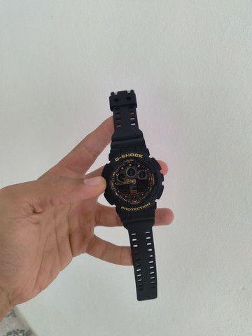 Relógio Casio G-Shock GA-100 (A prova d'água) - Foto 5