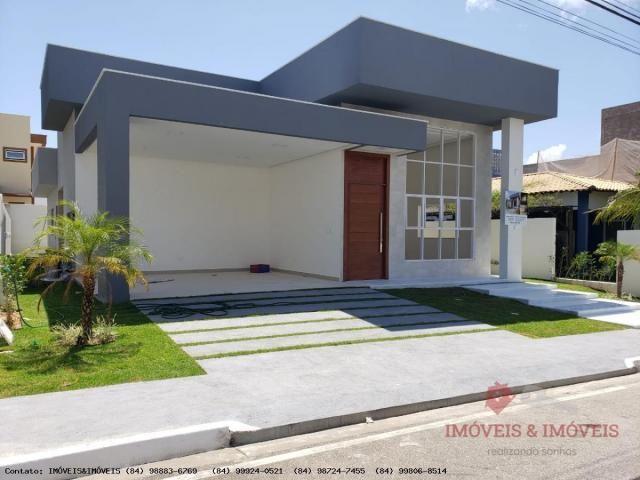 Casa em Condomínio para Venda em Parnamirim, PARQUE DAS NAÇÕES, 3 dormitórios, 3 suítes - Foto 2