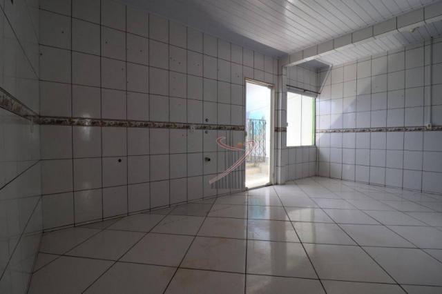 Casa com 3 dormitórios para alugar, 125 m² por R$ 1.600/mês - Jardim Duarte - Foz do Iguaç - Foto 19