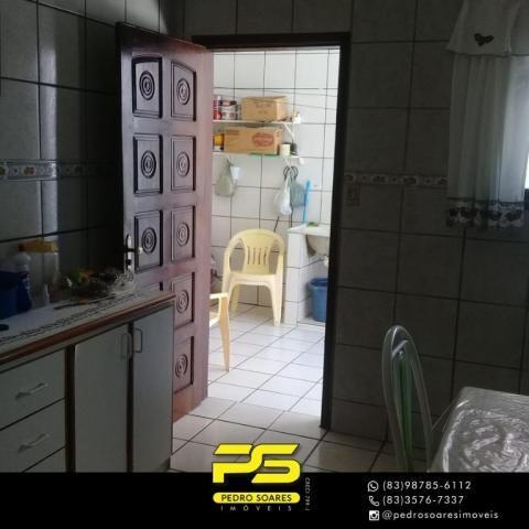 Casa com 3 dormitórios à venda, 158 m² por R$ 600.000 - Jardim Cidade Universitária - João - Foto 12