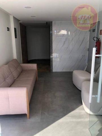 Apartamento à venda, 84 m² por R$ 370.000,00 - Tupi - Praia Grande/SP - Foto 13
