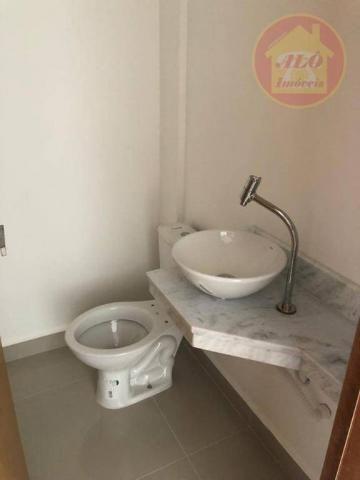 Apartamento à venda, 84 m² por R$ 370.000,00 - Tupi - Praia Grande/SP - Foto 14