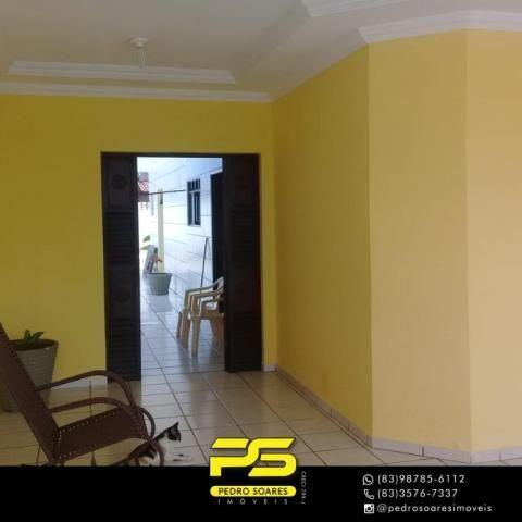 Casa com 3 dormitórios à venda, 158 m² por R$ 600.000 - Jardim Cidade Universitária - João - Foto 9