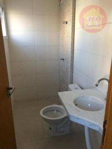 Apartamento à venda, 84 m² por R$ 370.000,00 - Tupi - Praia Grande/SP - Foto 9