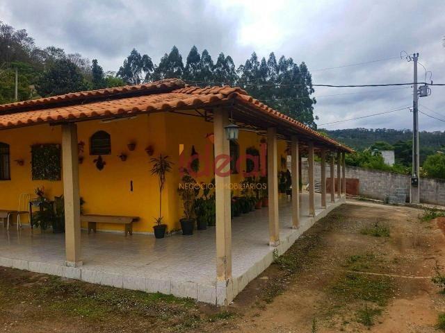 Sítio à venda, 4 quartos, 3 suítes, 4 vagas, Zona Rural - Paula Cândido/MG - Foto 3