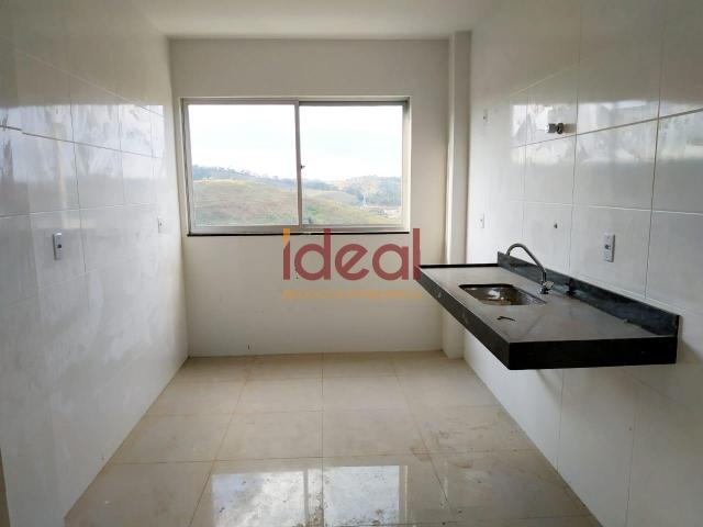 Cobertura à venda, 2 quartos, 1 vaga, Recanto das Veredas - Viçosa/MG - Foto 6