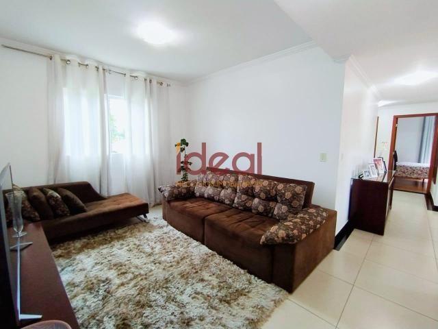Apartamento à venda, 3 quartos, 1 suíte, 1 vaga, Recanto da Serra - Viçosa/MG
