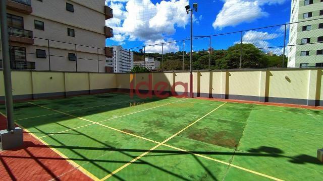 Apartamento para aluguel, 2 quartos, 1 suíte, 1 vaga, Centro - Viçosa/MG - Foto 14